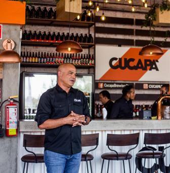 Cerveza Cucapá México
