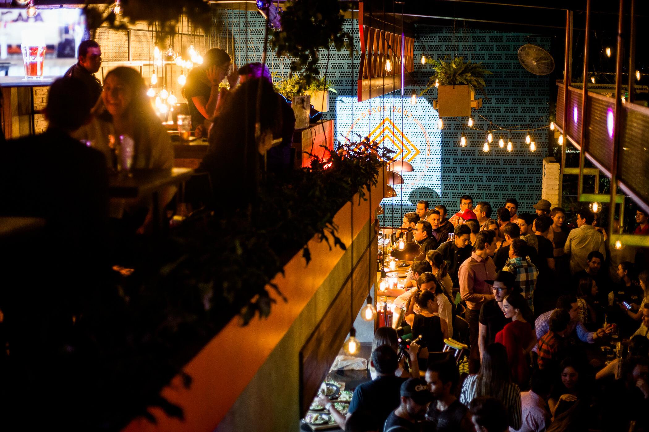 Bar Cucapá Providencia Jalisco